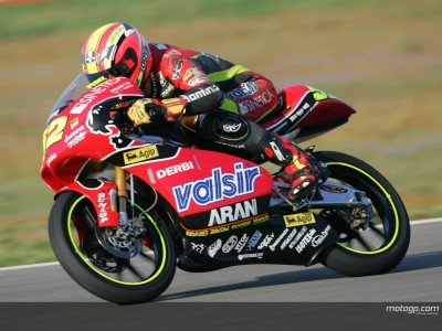 Pesek opens season pole account in 125cc
