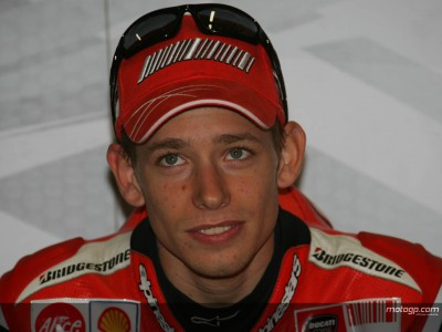 Misano front row riders talk about qualifying