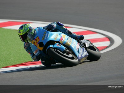 Vermeulen leads the way in Misano warm-up