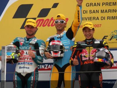 M.パシーニ、独走でシーズン3勝目