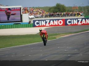 Los protagonistas de 250cc