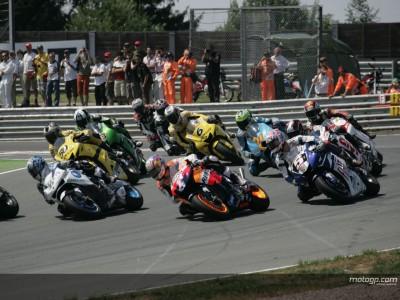 Provisional 2008 MotoGP calendar announced