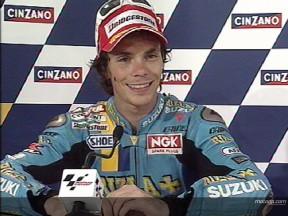 スズキ、2001年ぶりのW表彰台