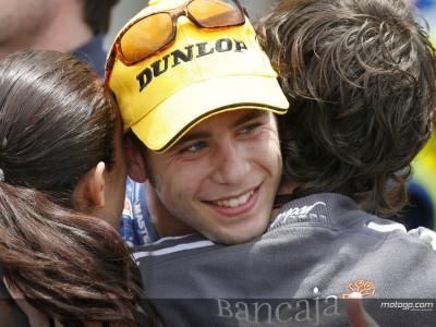 Bautista liderará el proyecto de Aprilia y el Team Aspar en 2008
