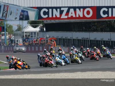 Temporada gloriosa para Aprilia en 125cc y 250cc