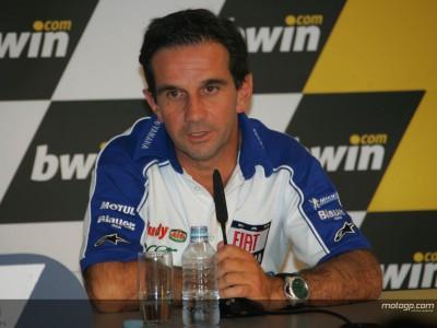 Brivio confirms Lorenzo, Michelin and pneumatic engine