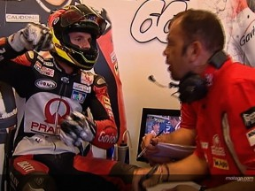 Ducati keen to work further with Davies