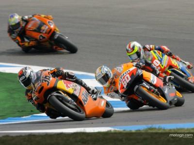 Nenhumas alegrias para a KTM no Estoril