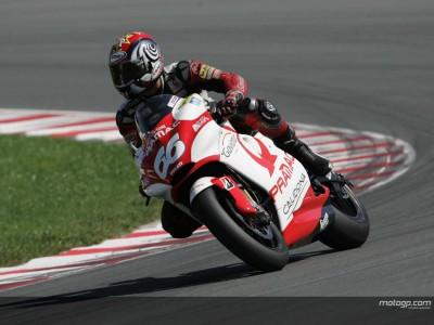 Pramac d´Antin terminate Hofmann MotoGP contract