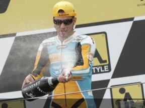 M.パシーニ、250ccクラスに挑戦