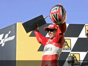 Capirossi and Ducati aim for further Japanese success
