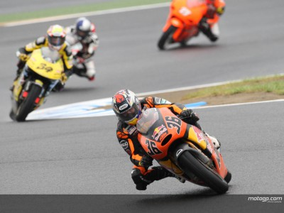 Motegi 250cc podium comments