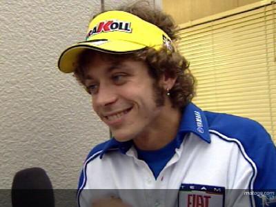 Les espoirs déçus de Valentino Rossi