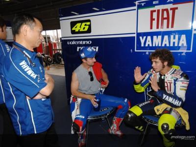 Yamaha und Suzuki enthüllen ihre Prototypen für 2008 in Motegi