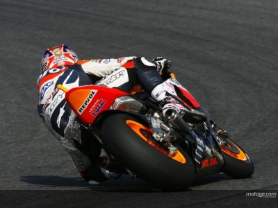 Hayden completes Motegi test at head of depleted field