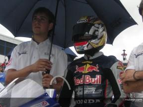 Nakagami signe sa première victoire à Valence