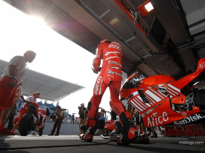 Ducati building up to constructors success