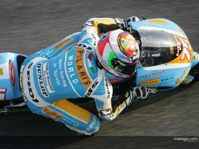 Mattia Pasinis 2007 comeback