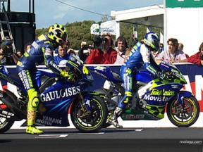 Rossi wins another title in Australia