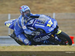 Yamaha rinde homenaje a  Norick Abe