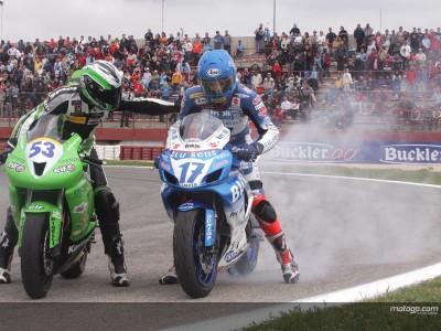CEV:元MotoGPアカデミーが活躍