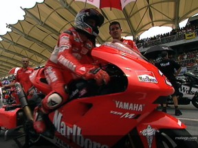 The battle of Sepang: 2002