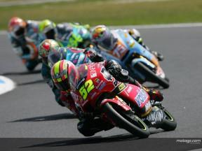 Phillip Island 125cc podium comments