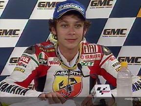 Rossi confía en asegurar la segunda plaza del Campeonato