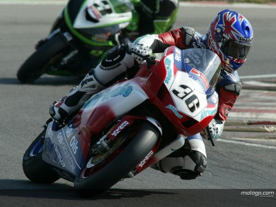 Kiyonari retains British Superbike title