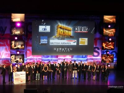 MotoGP vince Premio Sportel 'Miglior contenuti sport per postazioni mobili'