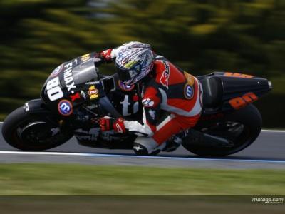 Team Roberts put YOUR name on MotoGP bike