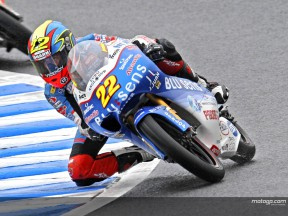 Nieto on provisional 125 pole
