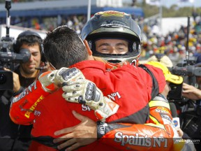Lorenzo sets sights on title and win record