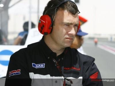 Herring comenta los planes de Honda para 2008 y el rumor sobre Biaggi