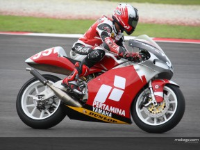 Indonesian wild card eyes up 250cc spot