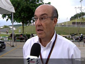 Dorna comment on tyre decision date