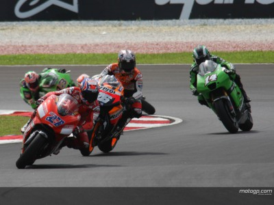 Thoughts from the MotoGP podium