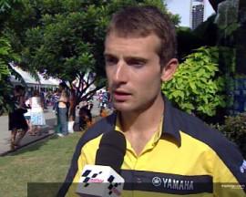 Fine settimana difficile per il Dunlop Yamaha Tech 3