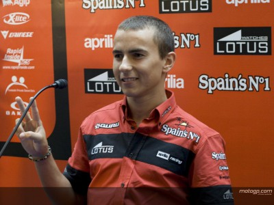 Lorenzo reflects on success and looks ahead to MotoGP