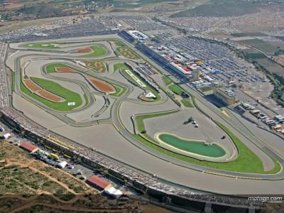 MotoGP rüstet sich für das Finale 2007 in Valencia