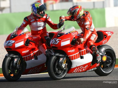Eight years of racing in Valencia