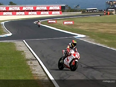 Davies brings MotoGP sojourn to a close