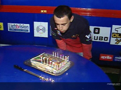 Birthday boy Barbera renews with Team Toth