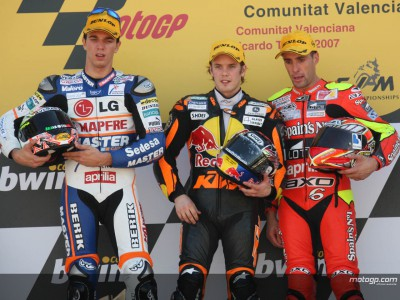 Second 250cc victory for Kallio as season ends