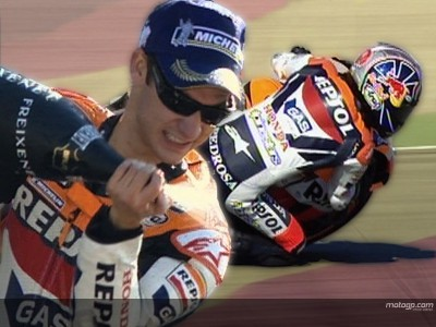 Pedrosa takes 2007 MotoGP runner-up slot