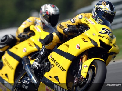 Yamaha Tech 3 and Dunlop to part ways for 2008
