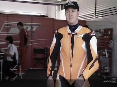 Schumacher bejubelt Stoner's Traumsaison
