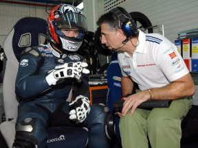 New arrivals get acquainted at Valencia test