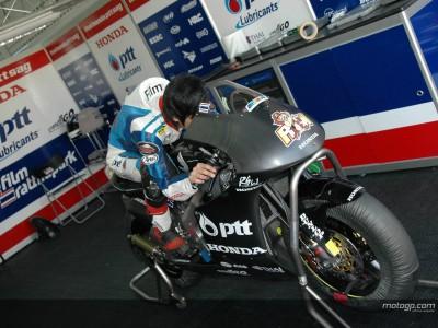 Les 250cc se partagent la piste avec les MotoGP