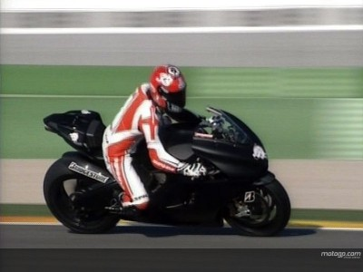 Melandri reflecte sobre primeiro contacto com a Ducati